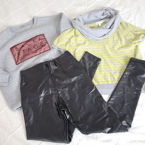 Comfy Fashion Outfit 3pc lot Small